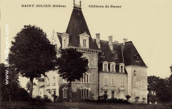Carte postale de Saint-Julien